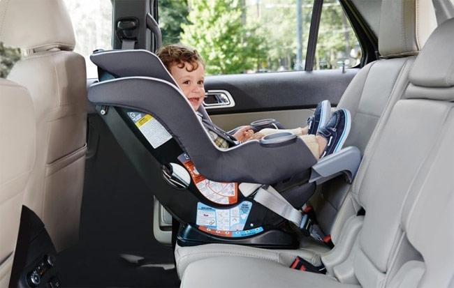 Ini Dia 3 Jenis Child Car Seat Yang Sesuai Umur Bayi dan ...